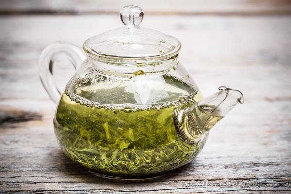 Loose Leaf Tea Infusing